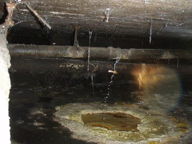 Rioolcamera voor rioolinspectie